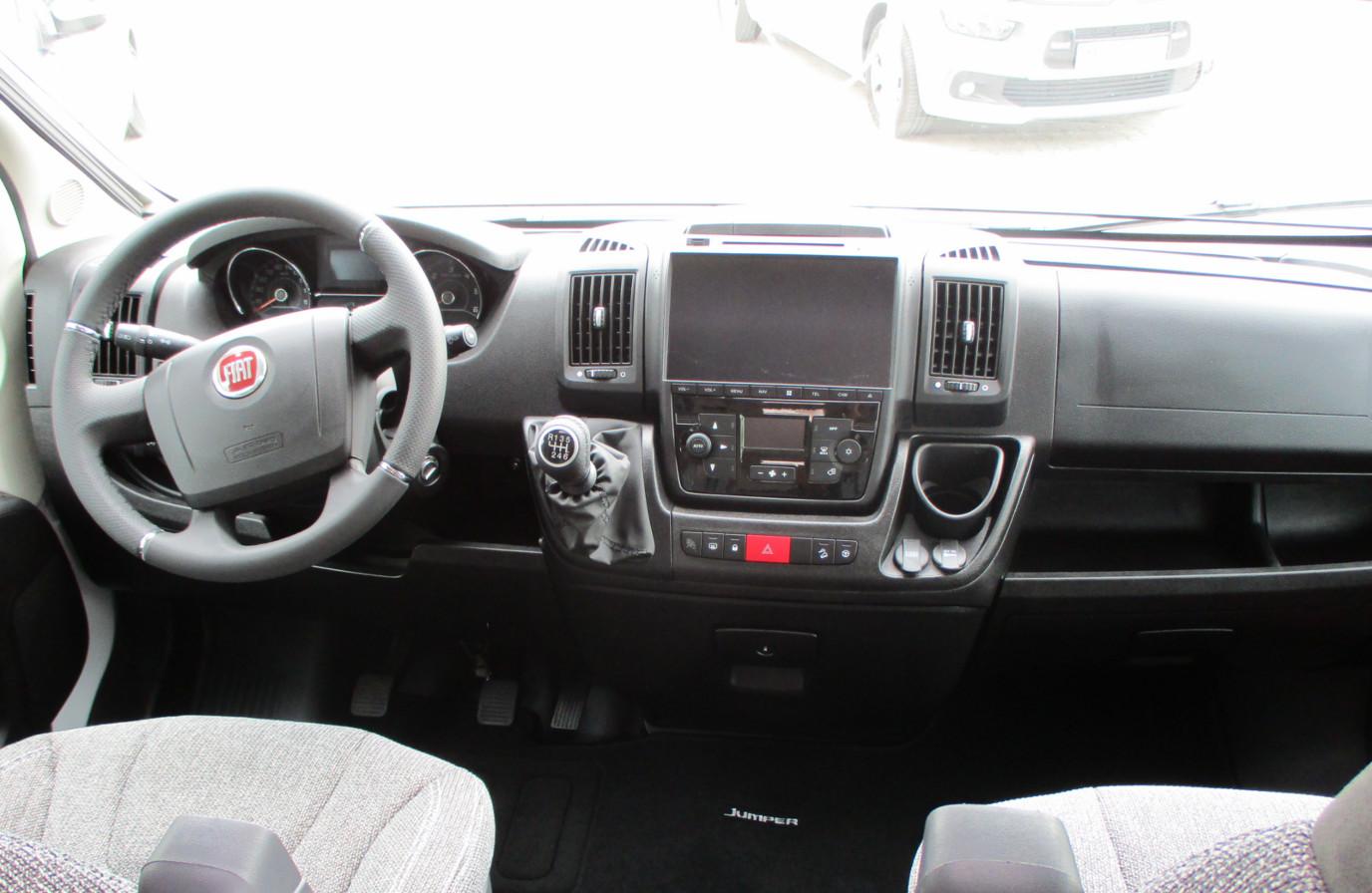 Mietwohnmobil Dethleffs Trend - Fahrerhaus