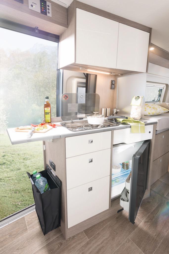 Küchenzeile PÖSSL P2 Relax