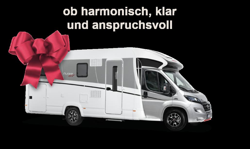 Dethleffs Gewinnspiel - Wohnmobil