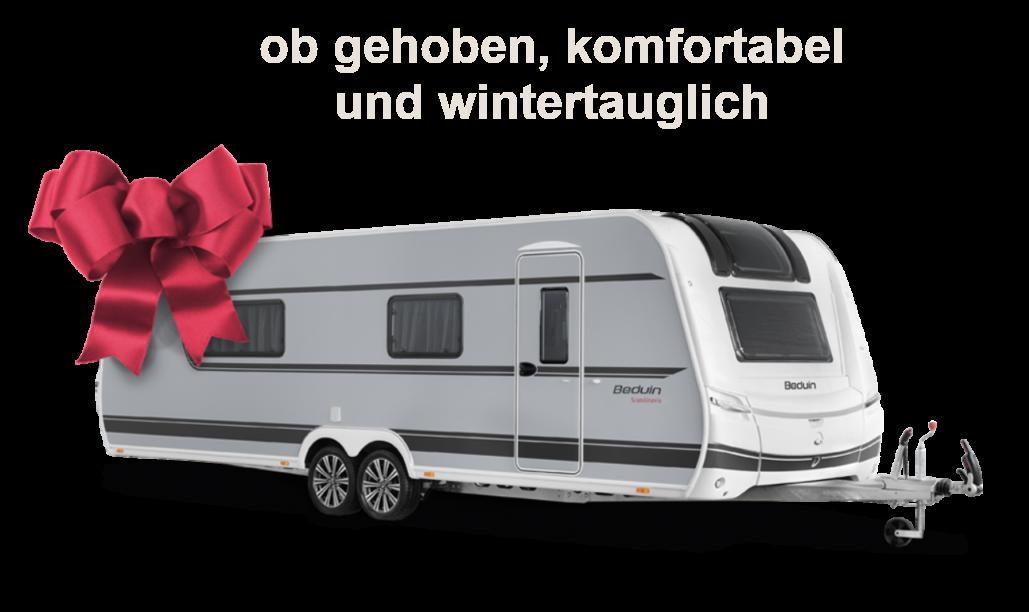Dethleffs Gewinnspiel - Wohnwagen
